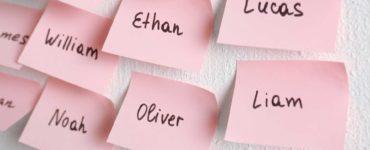 najpopularniejsze imiona
