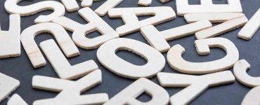alfabet po angielsku