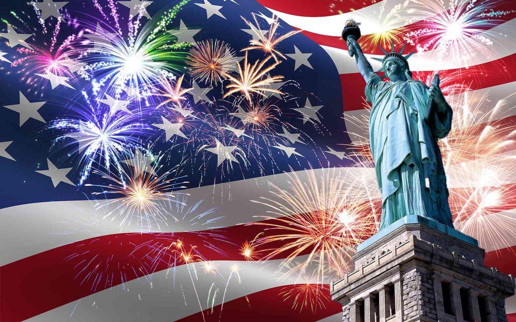 święta w stanach zjednoczonych