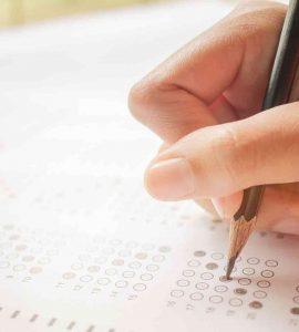 test z angielskiego
