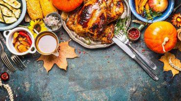 Thanksgiving, święto dziękczynienia