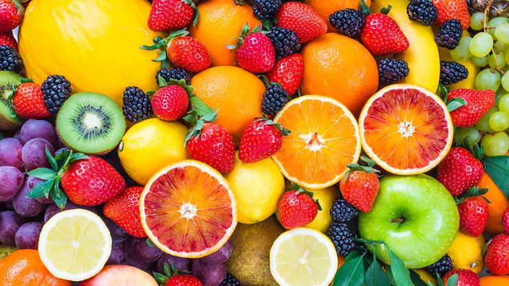 Znalezione obrazy dla zapytania: owoce