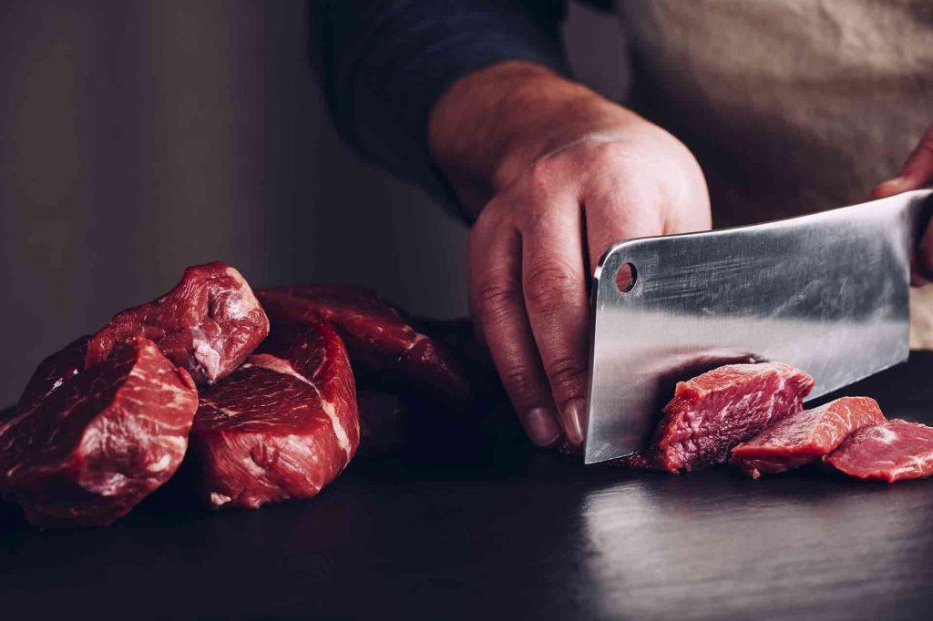 rodzaje mięsa po angielsku