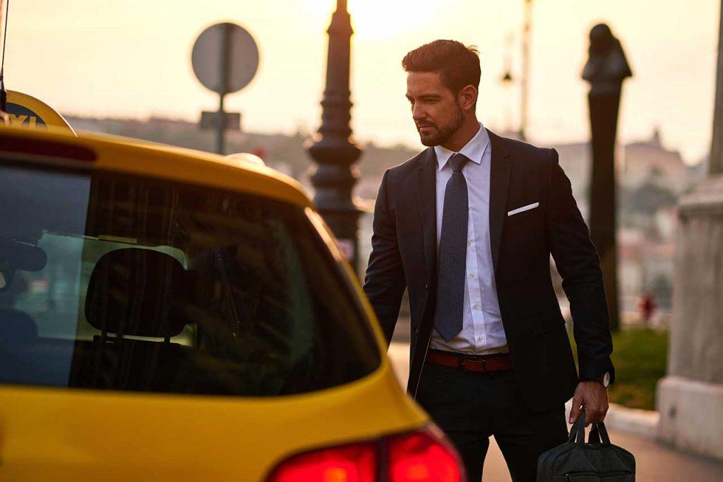 angielski dla taksówkarzy