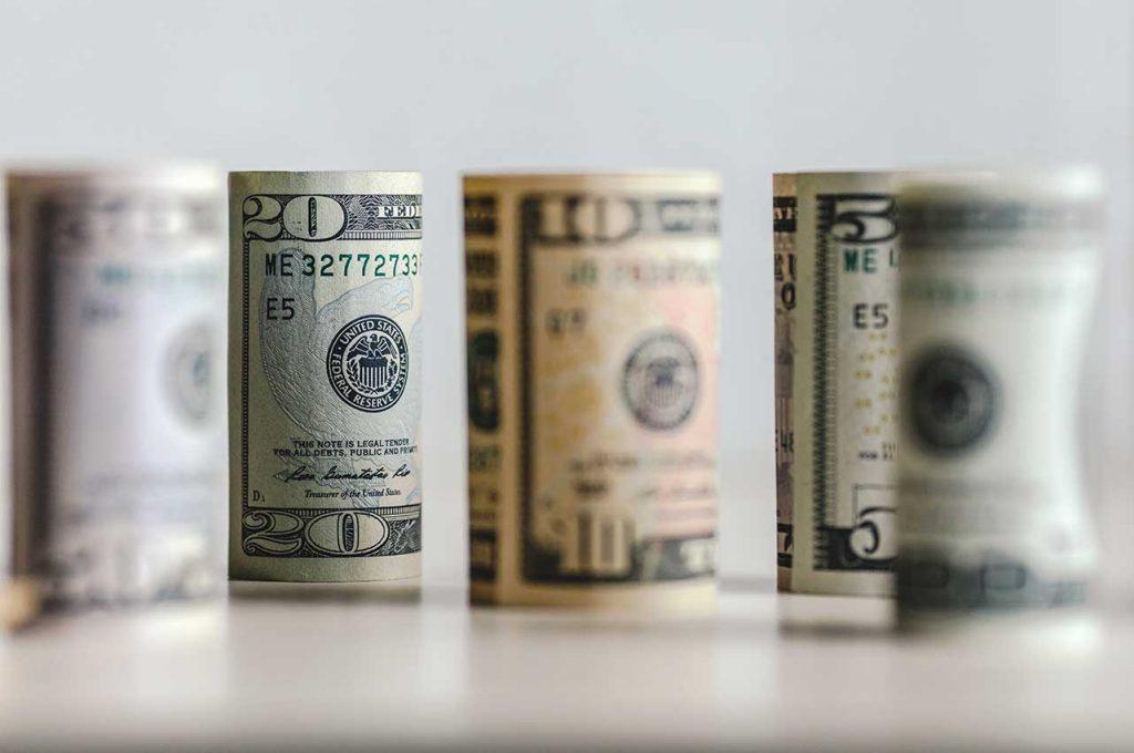 waluty po angielsku