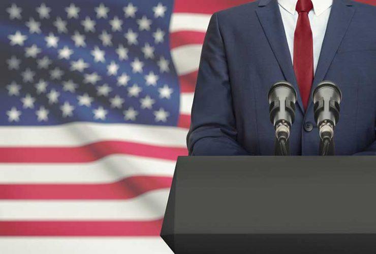 Wybory prezydenckie w USA | słownictwo