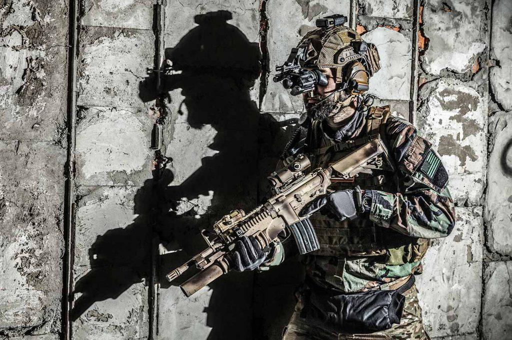 stopnie wojskowe po angielsku