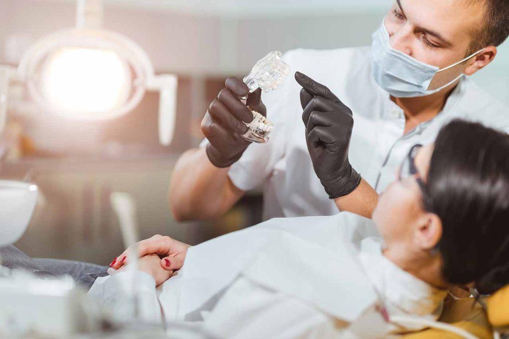 wizyta u dentysty po angielsku