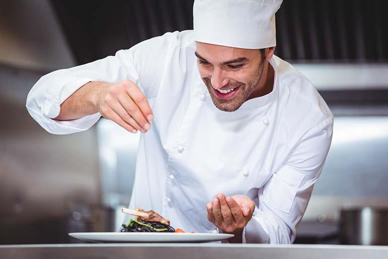 Język angielski dla gastronomii